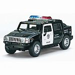 Police Hummer Diecast