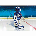 9020 - NHL Winnipeg Jets Goalie