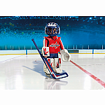9034 - NHL Washington Capitals Goalie