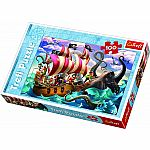 Battle on The Sea 100 pc Puzzle
