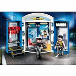 9111 - Police Station Play Box