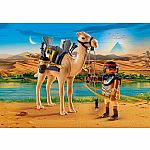 9167 - Egyptian Warrior with Camel