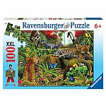 100pc Wild Jungle