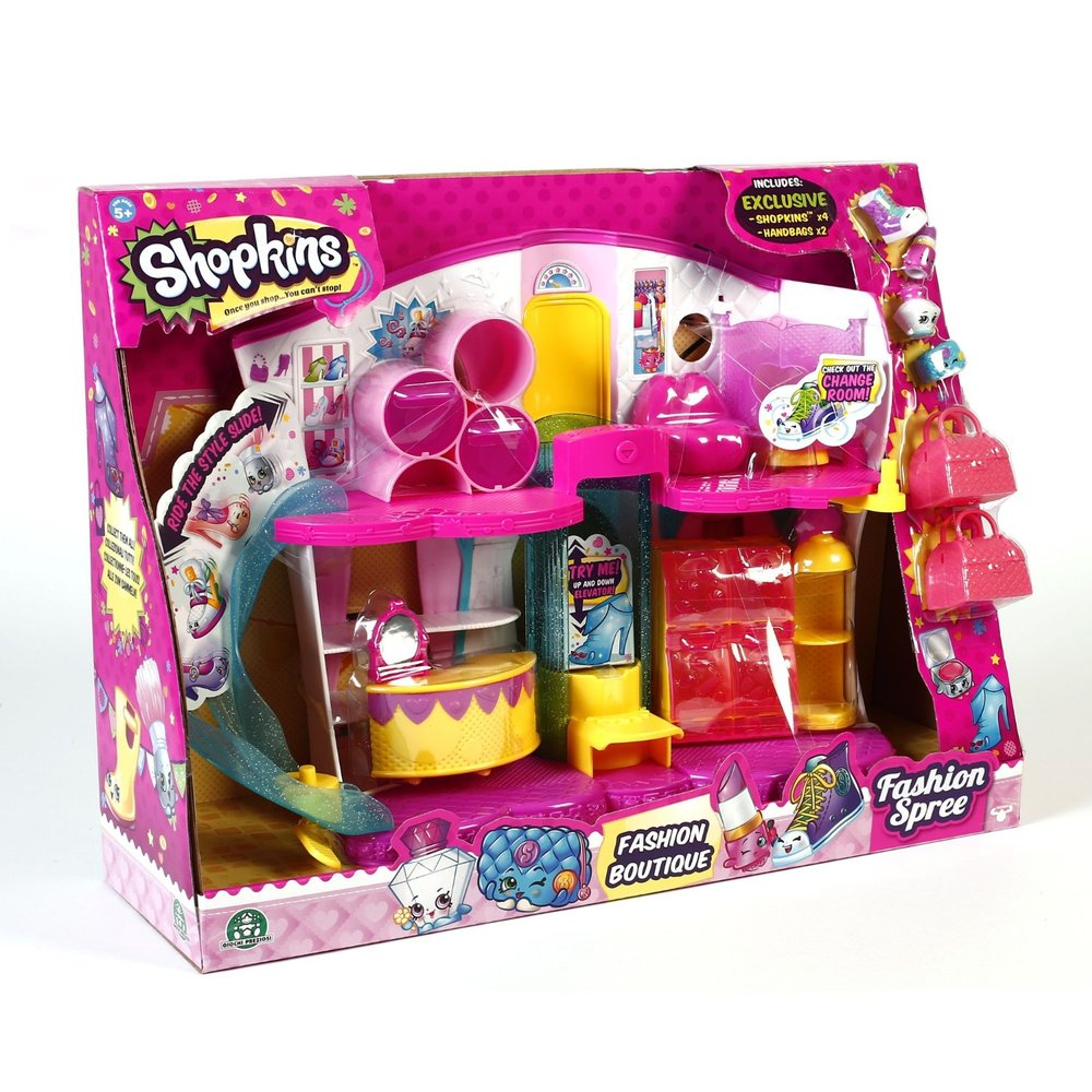 Shopkins fashion boutique the granville island toy company for 10 in 1 game table toys r us