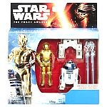 "Star Wars EP7 3.75"" 2 Pack"