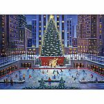 1000pc New York Christmas