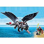 9246 - Hiccup & Toothless
