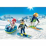 9286 - Winter Sports Trio