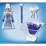 Princess Ice Crystal Figure