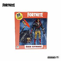 Fortnite Red Strike - 7 Inch Action Figure