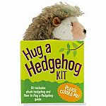 Plush Kit: Hug a Hedgehog