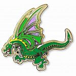 Dragon Hard Enamel Pin