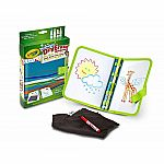 Dry Erase Travel Pack -Blue