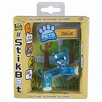 Stikbot Pets Single Pack