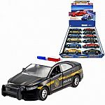 "6"" Light- Up Sonic Police Cruiser"