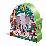 48pc Day at the Zoo Puzzle