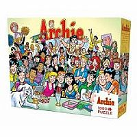 1000pc Archie: The Gang at Pop's
