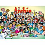 1000pc Cobble Hill: Archie - The Gang at Pop's