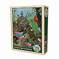 1000pc Birds of the Forest