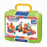 Battat Bristle Block 85pc Case