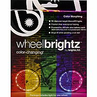 Wheel Brightz: Color Morphing