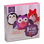 Craft-tastic Pom Animals Kit