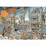 1000pc JVH History - The Castle