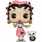 Sock Hop Betty Boop & Pudgy