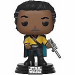 Pop! Star Wars: Ep 9, Rise of Skywalker - Lando Calrissian