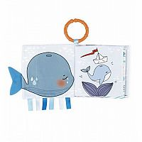 Fabric Book: The Sad Whale