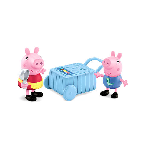 Peppa Pig Toys : Peppa pig quot figurine pack the granville island toy
