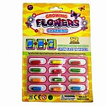 12pc Grow Flower Capsules