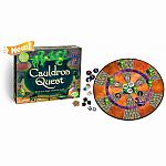 Cauldron Quest Cooperative Board Game
