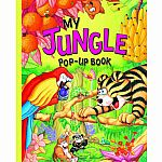 3-D Pop Up Jungle Book