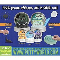 Crazy Aaron's Putty: Greatest Hits Set