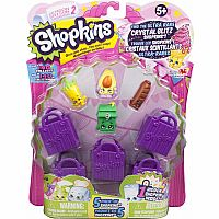 Shopkins Season 2 5Pk (Styles Will Vary)