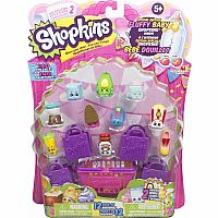 Shopkins 12pk Season 2 (Styles Will Vary)
