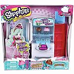 Shopkins Season 6 Fridge Playset