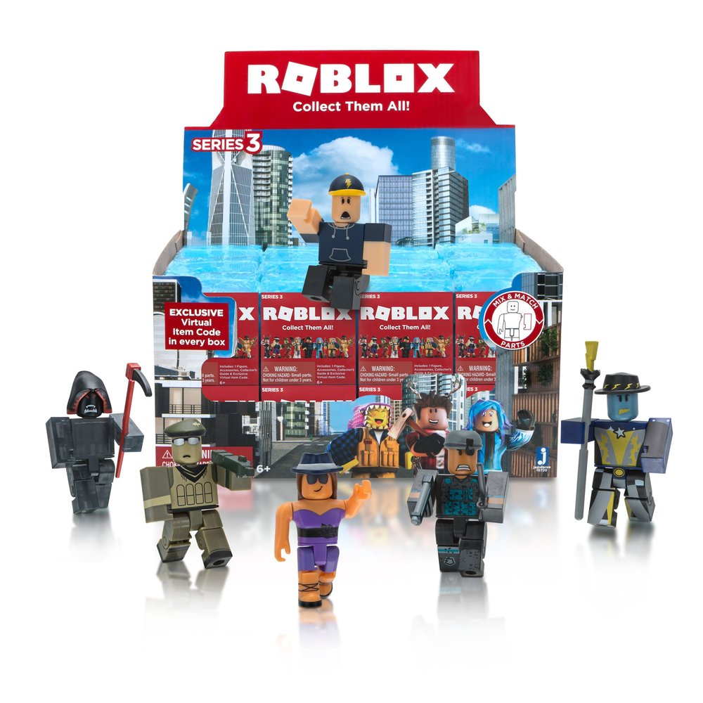 a87984338b6baf Roblox - Blind Bag Asst. Series 3 - The Granville Island Toy Company
