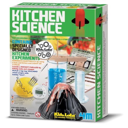 4M Kitchen Science - The Granville Island Toy Company
