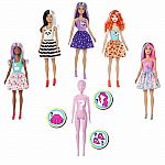 Barbie Colour Reveal Doll - Surprise
