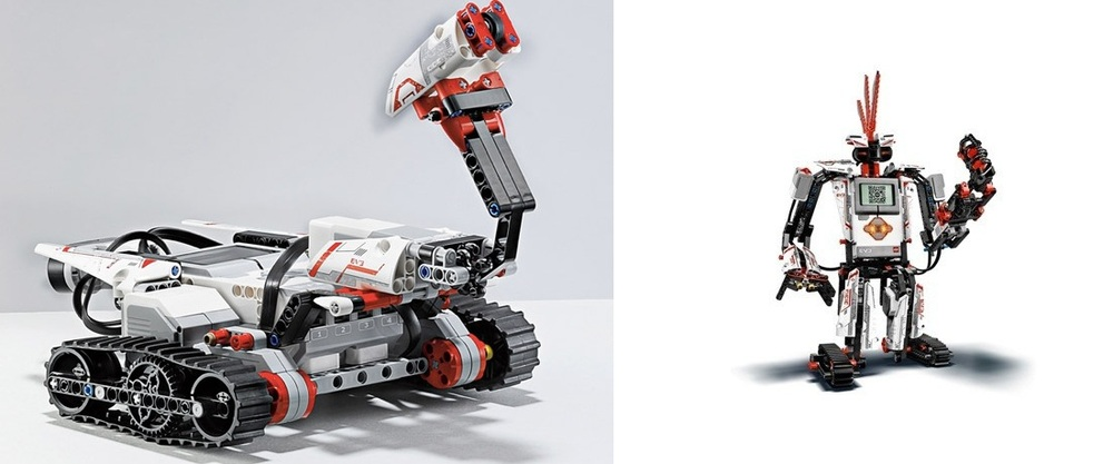 Lego Mindstorms Nxt    Building Instructions