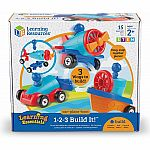 1-2-3 Build It Car-Plane-Boat