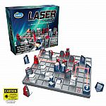 Laser Chess™ The Beam Directing Strategy Game