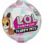 L.O.L. Surprise! Fluffy Pets Winter Disco