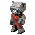 Metal Earth -GOTG - Rocket