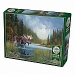 1000pc Moose Lake