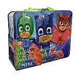 PJ Mask Puzzle in a Tin 24 pieces
