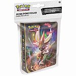 Pokemon Sword & Shield Rebel Clash Mini Binder