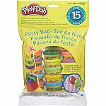 Play Doh 15pc Bag 1oz.